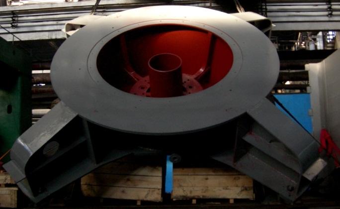 Крестовина верхняя для электродвигателя ВДС2-325/44-18УХЛ4