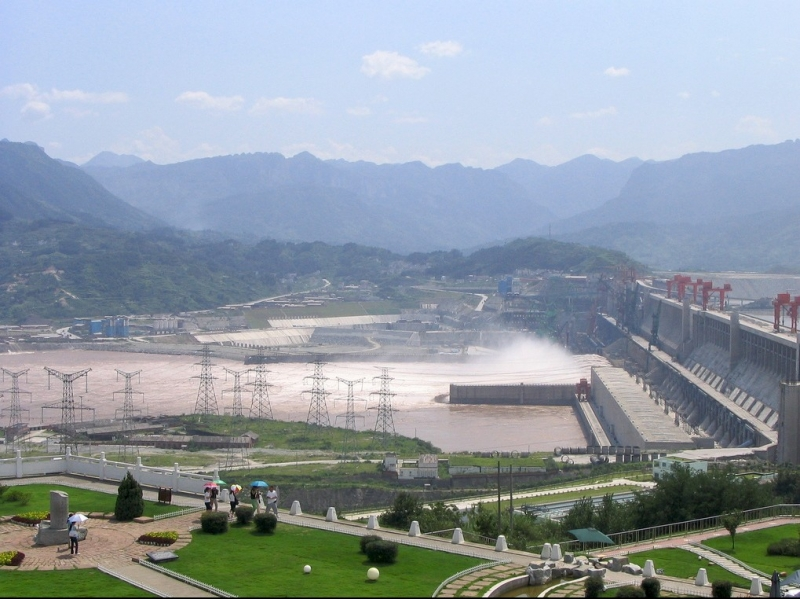 Three Gorges Dam (Китай)